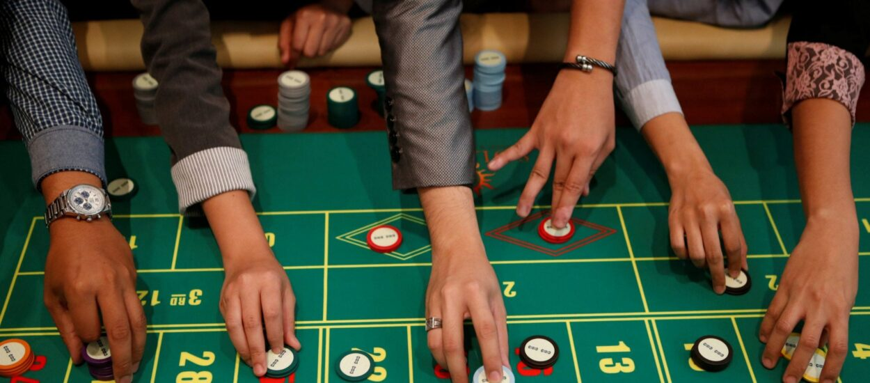 Why is online gambling so popular these days?
