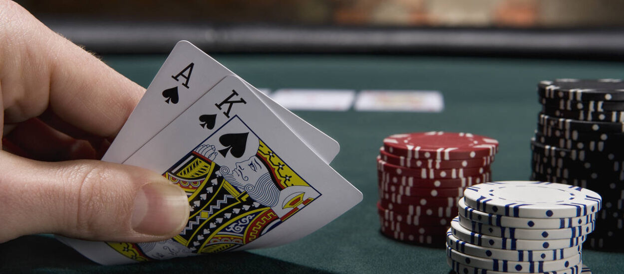 Here's why you should play poker games for free, too