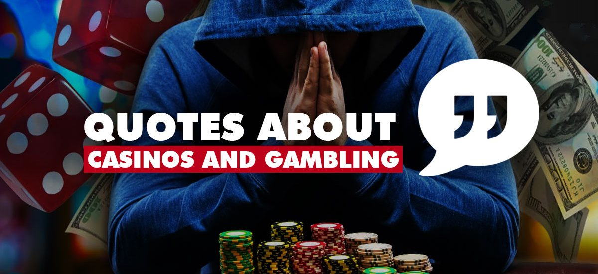 Here are some nagative things we definitely do not like about casinos
