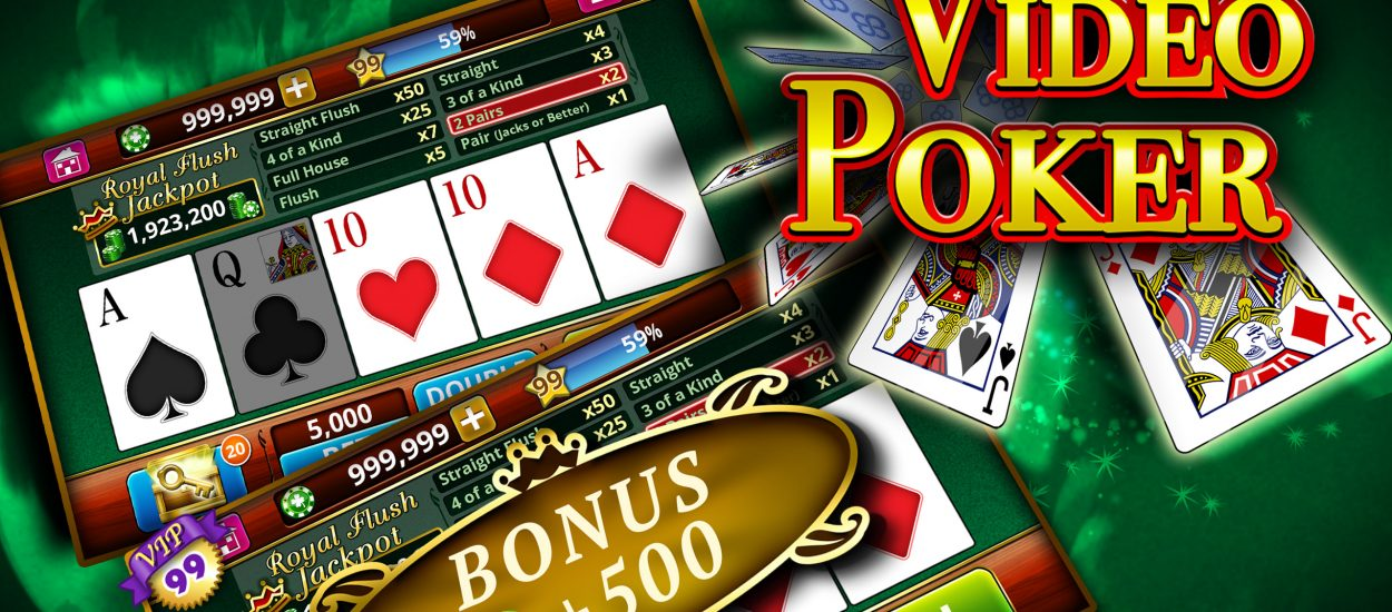 Slot games or video poker – how to make such a choice?
